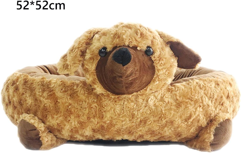 GAOLILI Nest Nest Autumn And Winter Nest Warm Pet Puppy Ted Kennedy Panda Supplies