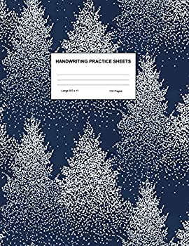 Handwriting Practice Sheets  Cute Blank Lined Paper Notebook for Writing Exercise and Cursive Worksheets - Perfect Workbook for Preschool .. 3rd and 4th Grade Kids - Product Code A4 9461