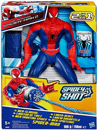 Spider-Man - A6997E270 - Figurine - Lance Fluide Géant