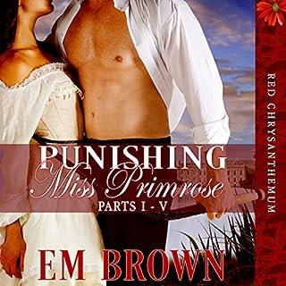 Punishing Miss Primrose, Parts I-V audiobook cover art