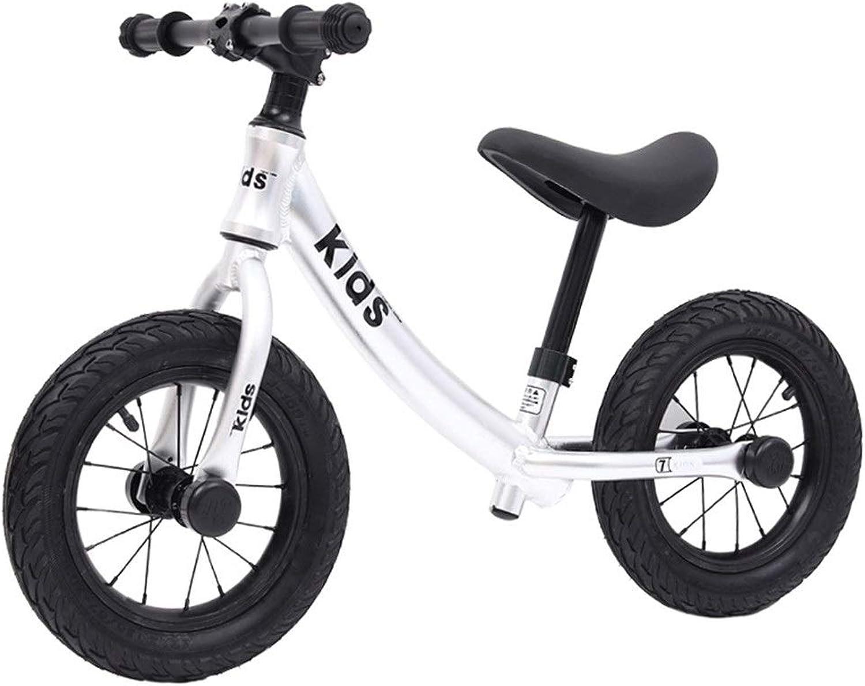 ventas en linea Bicicleta Bicicleta Bicicleta de equilibrio para Niños, Bicicleta ligera equilibrada para Niños Bicicleta para niñas y Niños 12 pulgadas Clásico ligero sin pedales para Niños pequeños Bicicleta para caminar con altura aj  la mejor selección de