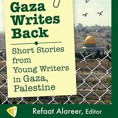 Gaza Writes Back audiobook cover art