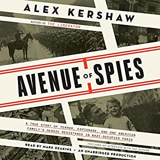 Avenue of Spies cover art