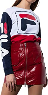 Best fila crop top red white blue Reviews