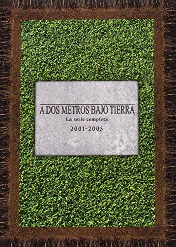 A Dos Metros Bajo Tierra Temporada 1-5 Coleccion Completa (2013) [DVD]