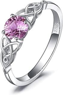 celtic sapphire rings
