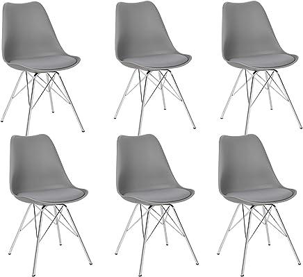 Amazon.es: sillas comedor baratas - Últimos 90 días / Muebles: Hogar ...