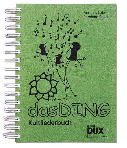 Het Ding Band 1: Cultliederboek