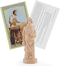LITTLE SIENA Saint Joseph Statue Home Seller House Selling Kit with Instrutions and Prayer Card