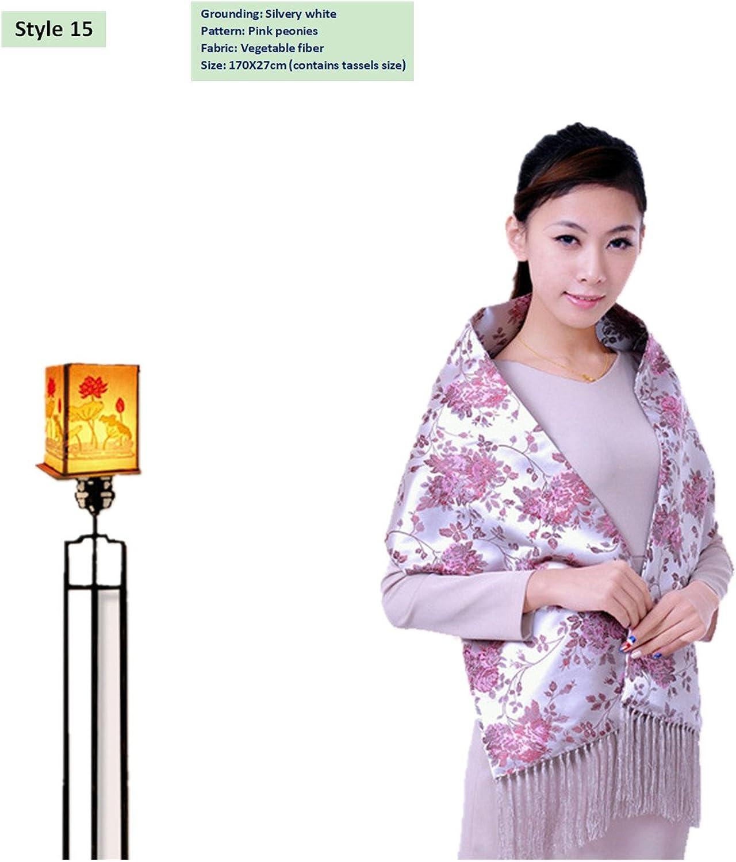 Brocade Shawls Silk Scarves Business Gifts Handicrafts Stoles