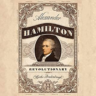 Alexander Hamilton, Revolutionary cover art