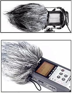 Microphone Windshield,Y&M(TM) Universal Furry Outdoor Microphone Windscreen Windshield Muff for Video Pen Type DR-22WL TASCAM Recording Pen