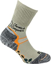 THYO - Chaussettes Rando Chemin de Compostelle made in France