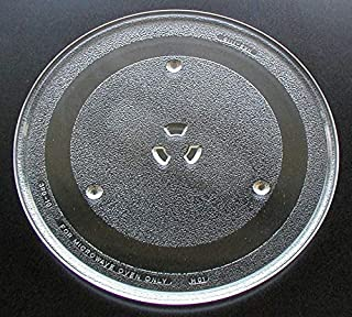 GE Microwave Glass Turntable Plate / Tray 12 1/2