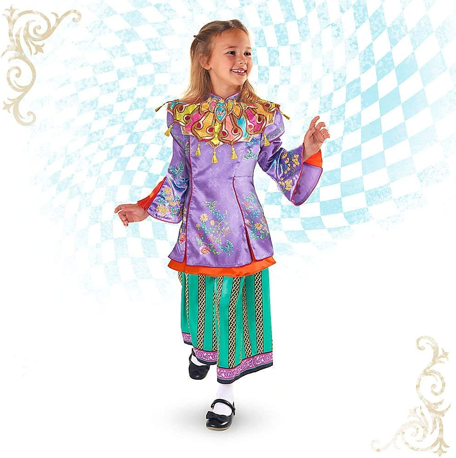 Disney The Store Alice Through the Looking Glass Costume for Kids (4)