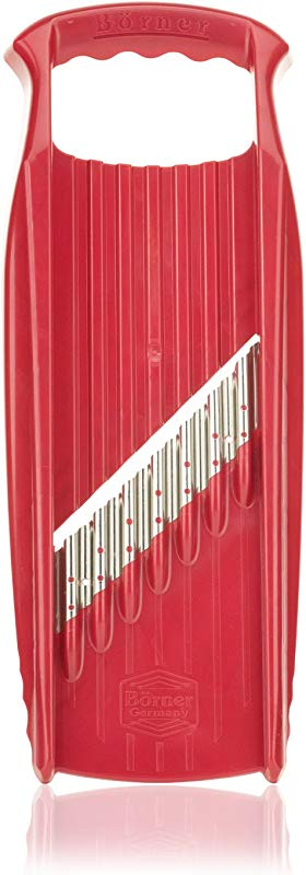 Borner Wave Waffle Cutter XXL Powerline Red