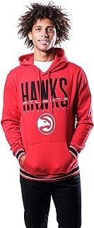 Ultra Game Men's Focused Pullover Fleece Hoodie Sweatshirt