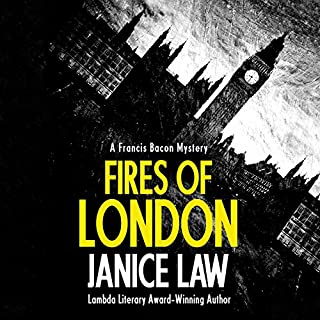 Fires of London audiobook cover art