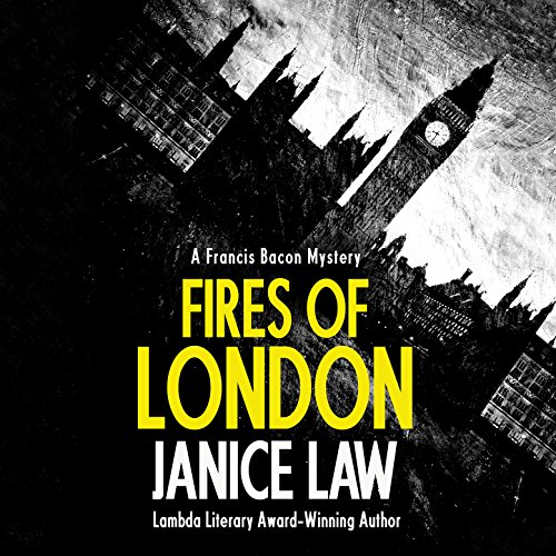 Fires of London Audiobook By Janice Law cover art
