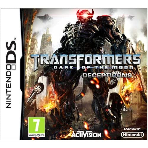 Transformers: Dark of the Moon - Decepticons [Edizione: Regno Unito]