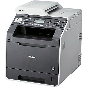 brother A4カラーレーザー複合機 JUSTIO 24PPM/両面印刷/SuperG3 FAX/ADF/有線LAN MFC-9460CDN