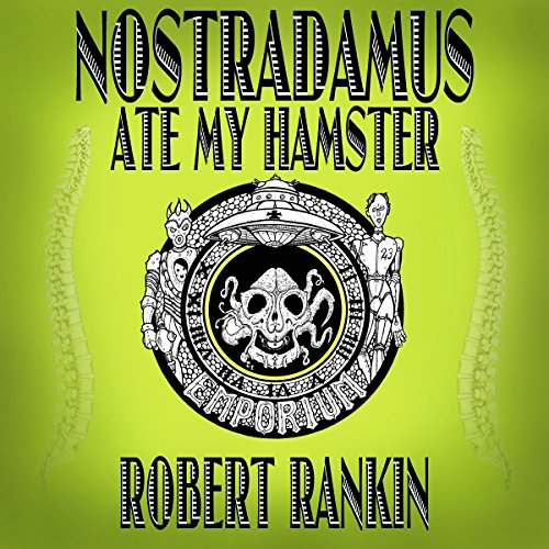 Nostradamus Ate My Hamster cover art