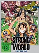 ONE PIECE 10.FILM STRONG WORLD 2009