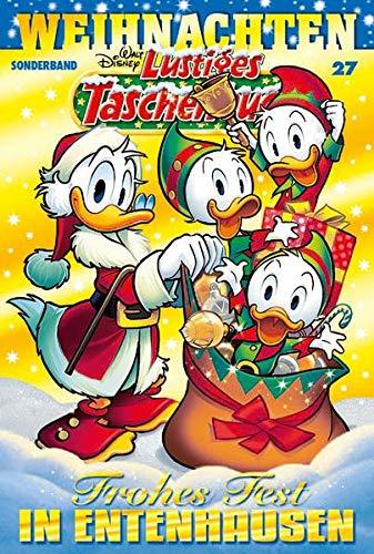 Lustiges Taschenbuch Weihnachten 27: Frohes Fest in Entenhausen