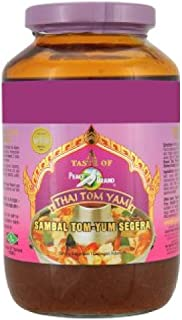 Peace Brand Tom Yam Paste Sauce Soup 454g (628MART) (12 Can)