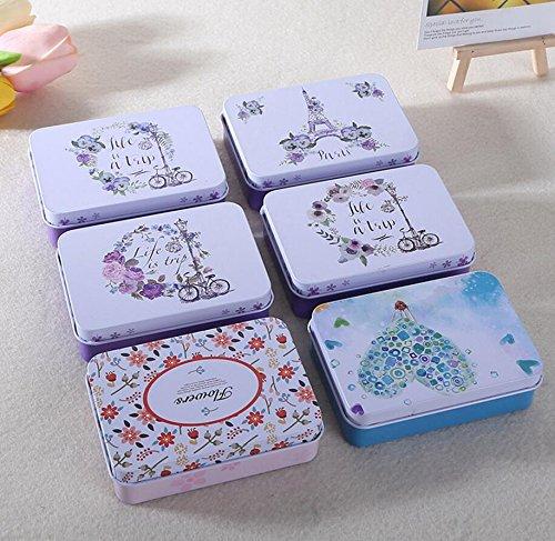 Cajas Decorativas Pequeñas Vintage cajas decorativas pequeñas  Marca Ducomi