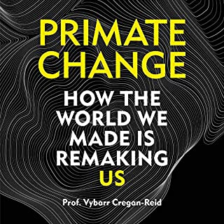 Primate Change cover art