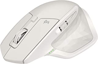 Logitech MX Master 2S Wireless Mouse, Multi-Device, Bluetooth or 2.4GHz Wireless with USB Unifying Receiver, 4000 DPI Any ...