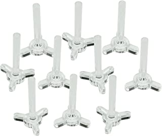 LITKO Mini Flight Stands, 1-inch Peg (10)