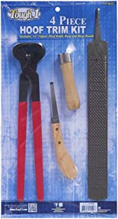 Farrier Hoof Trim Tool Kit 4 Piece