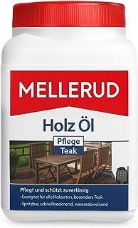 Mellerud 2001002794 Holz Öl Pflege Teak 750 Ml