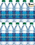 Dasani Water, Enhanced With Minerals, 16.9 Fl Oz Bottle (Pack of 10, Total of 169 Fl Oz)