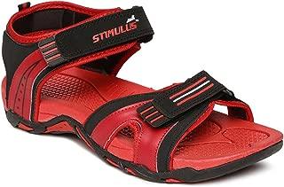 PARAGON Stimulus Men's Red Sandals