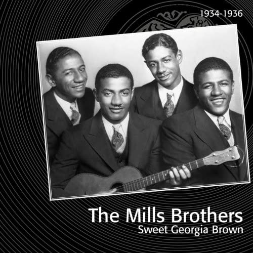 The Mills Brothers feat. Bing Crosby, Boswell Sisters & Victor Young