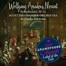 charles mackerras mozart symphonies