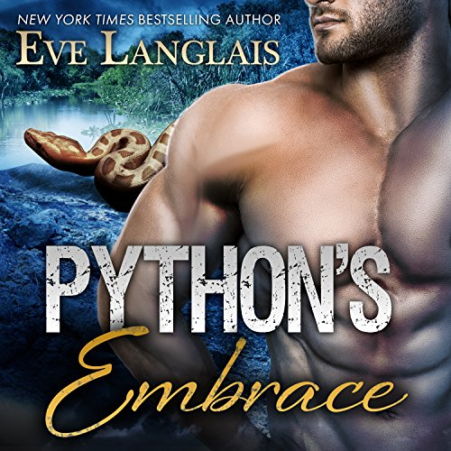Python's Embrace audiobook cover art