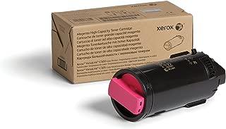 Genuine Xerox Magenta High Capacity Toner Cartridge (106R03864) - 5,200 Pages for use in VersaLink C500/C505