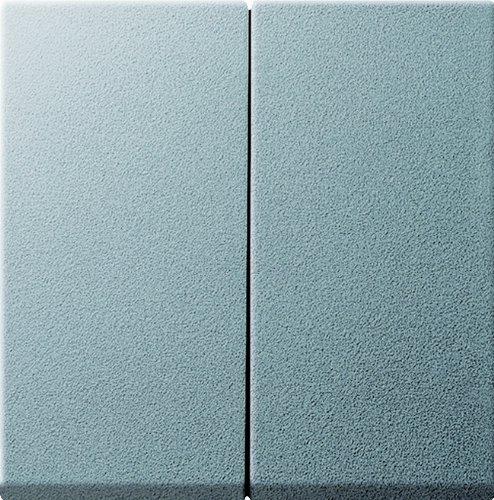 Gira 231526 Aufsatz Seriendimmer System 55, alu