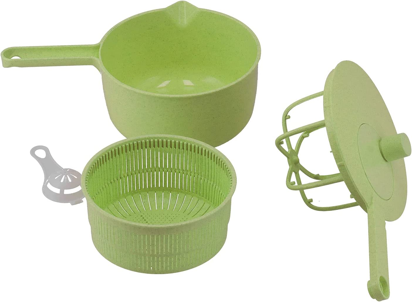 Alvinlite Salad Spinners Multifunctional Vegetable Finally resale start Sale SALE% OFF Drainer Frui