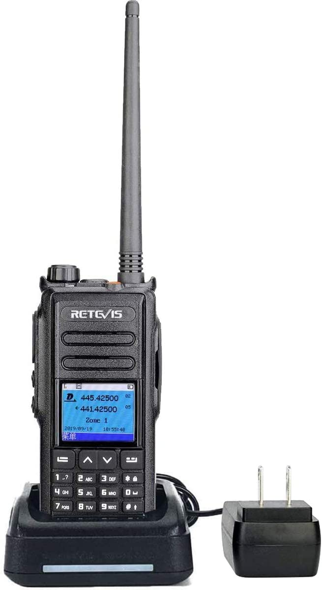 Retevis RT72 Long Distance Walkie Analog low-pricing Du and Digital Talkies overseas