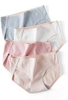 ショーツ レディース 綿100% 女性 下着 シームレス パンティ 高通気性と伸縮性 抗菌 パンツ 女性美形ショーツ 4枚/5枚セット