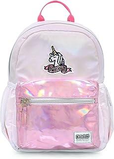 KAL-GAV Unicorn Toddler Backpack, Ages 2-5 – Fun, 13 In. Preschool Backpack for Girls & Boys Has Comfortable, Adjustable S...