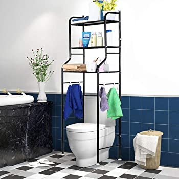 Best over toilet storage
