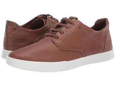 ECCO Collin 2.0 Soft Sneaker (Cocoa Brown/Cocoa Brown) Men