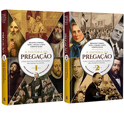 Coleção História Da Pregação - Vol 1 E 2