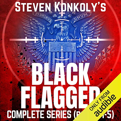 Black Flagged: The Complete Series Boxset cover art